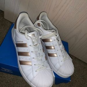 SuperStar White Adidas